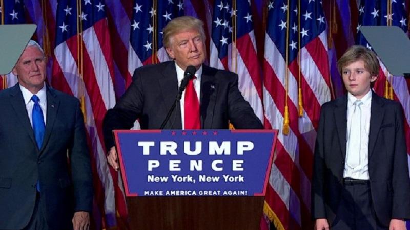 Donald Trump expresó su preocupación por situación en Venezuela