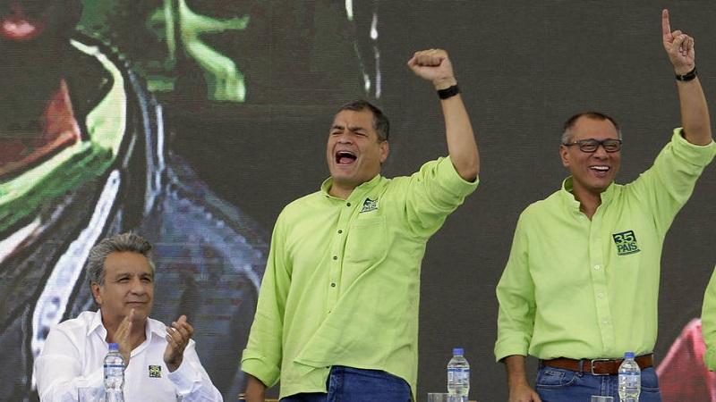 Ecuador entra oficialmente hoy en la campaña electoral presidencial