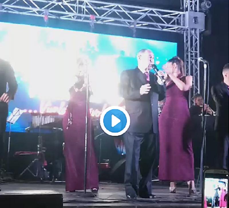 """Así cantaba Memo Morales """"El Gitano Maracucho"""" minutos antes de morir (video)"""