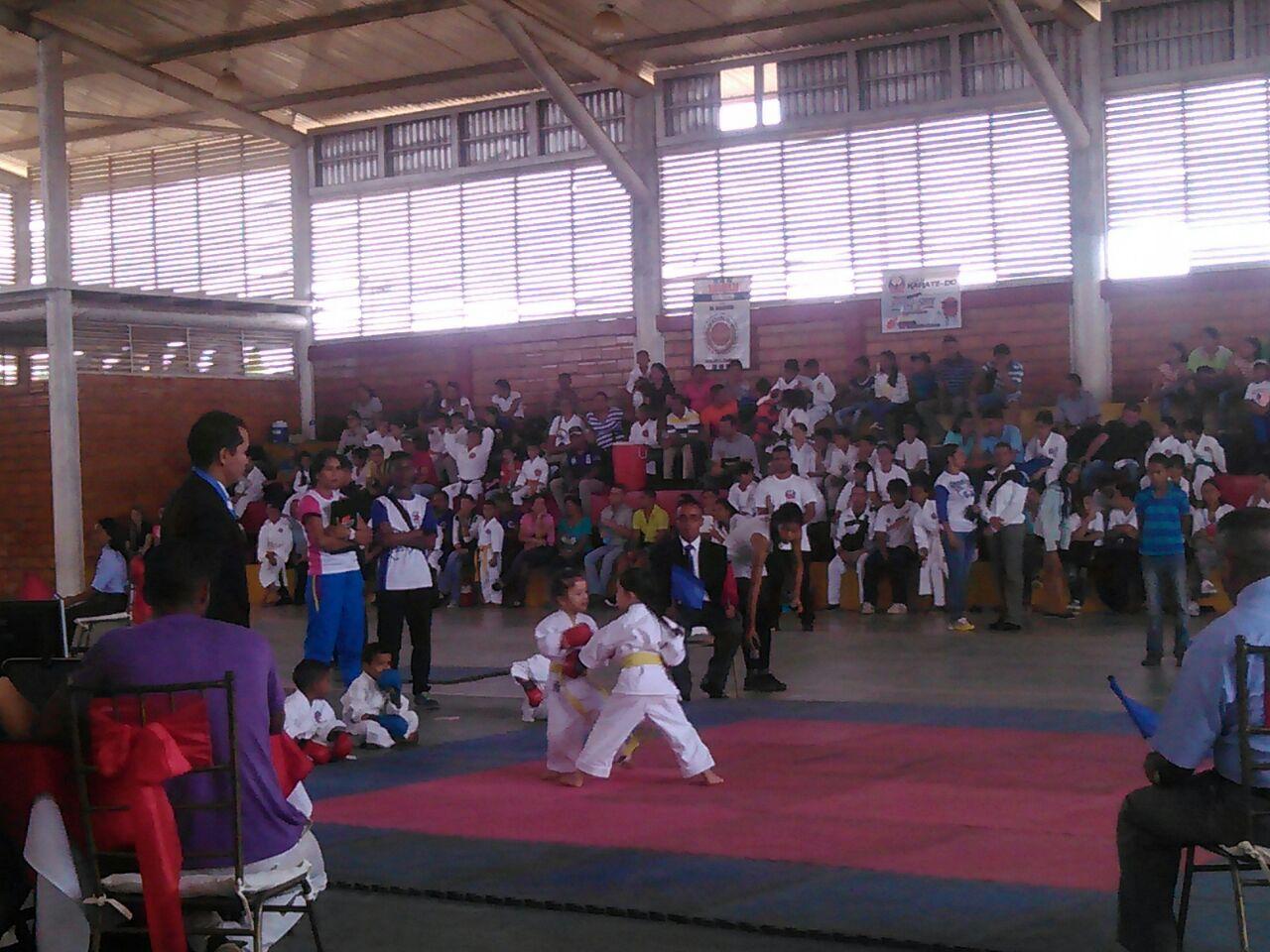 En Las Mercedes del Llano se disputó El II Campeonato Invitacional De Karate – Do
