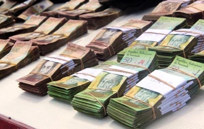 30 toneladas de billetes venezolanos fueron encontradas en Paraguay