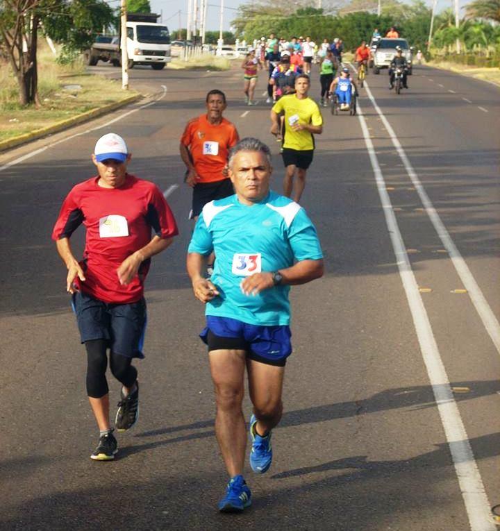 De forma consecutiva, Luis López ganó su tercera Caminata de la Feria de la Candelaria