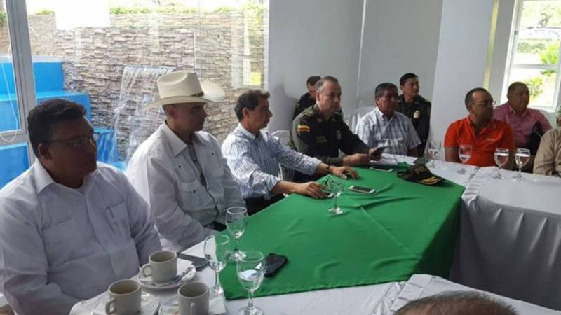 Agroproductores denuncia contrabando de carnes entre Colombia y Venezuela