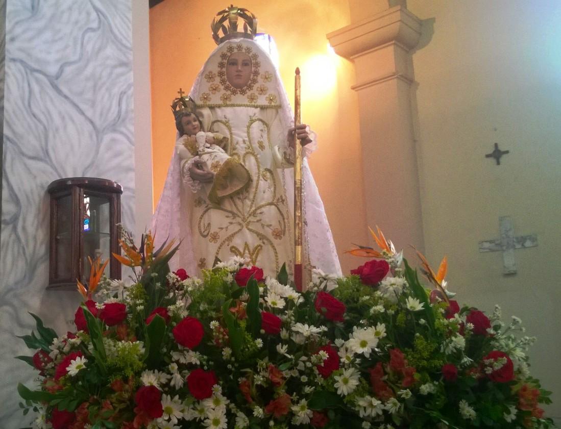 Vallepascuenses  celebraron fiesta en honor a la Virgen de la Candelaria