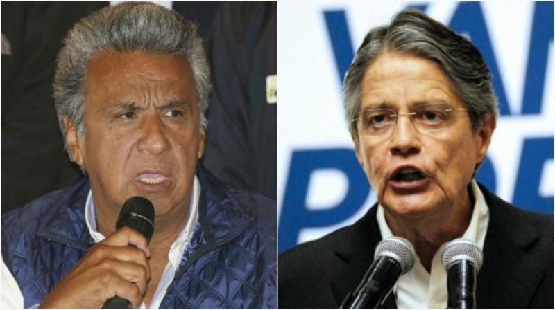 Habrá segunda vuelta electoral en Ecuador