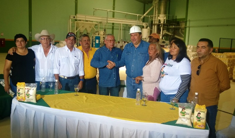 Leopoldo Matos: Silmaca produce 150 toneladas de arepas para los venezolanos