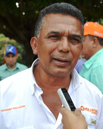 """Salazar: """"La intolerancia del régimen empaña de sangre la protesta de los venezolanos"""""""