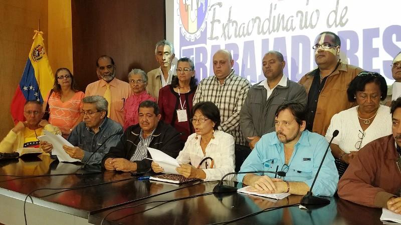 Pronunciamiento de la CTV Guárico