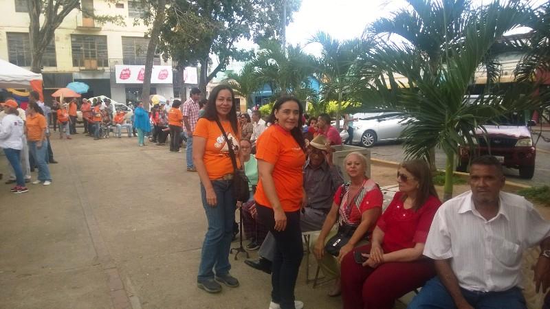 En el primer día, Voluntad Popular logró la validación del 0,5% en Guárico