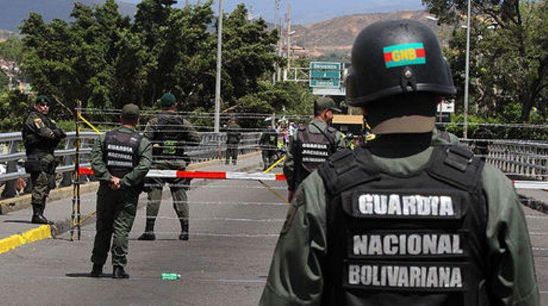 Detenidos once PNB y un ex Cicpc en Apure