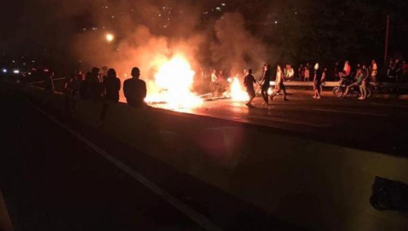 Ocariz confirmó muerte de humilde trabajador durante las protestas de el jueves en la noche