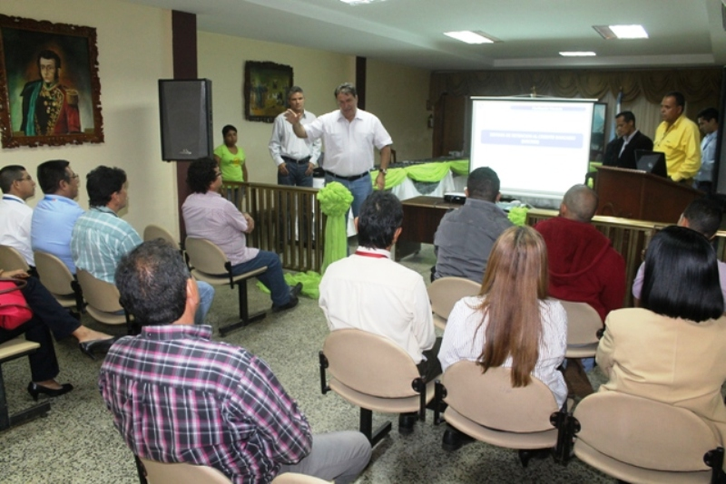 Alcaldía de Infante implementa novedoso mecanismo de recaudación