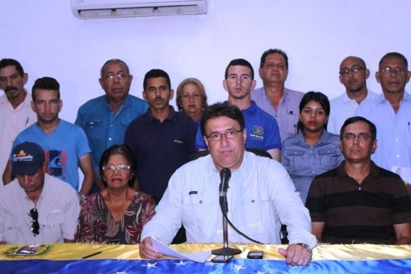 Loreto: No vamos a caer en la  trampa caza bobo que ha montado el régimen,  a través del Consejo Nacional Electoral