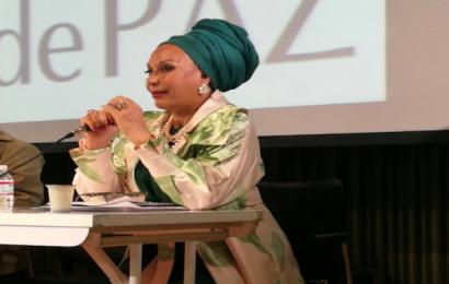 Piedad Córdoba anunció candidatura a las elecciones presidenciales de 2018