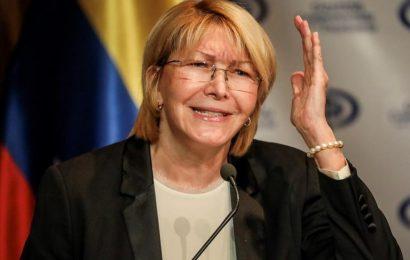 """Luisa Ortega Díaz """"El país está ante un nuevo gobierno de facto"""""""