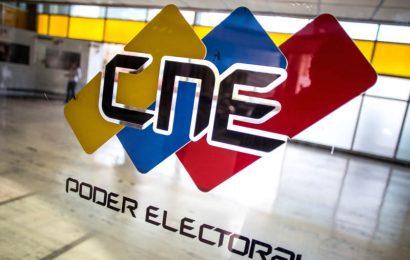 Estos son los candidatos a las gobernaciones en Venezuela