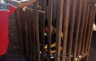 Argentina conmocionada por caso de niño enjaulado