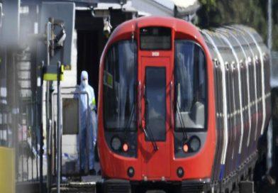 Policía de Londres busca al autor del atentado terrorista en el metro