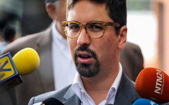 Freddy Guevara agradece a 12 países su posición sobre Venezuela
