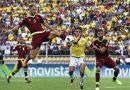 Venezuela y Colombia empatan a cero en eliminatorias Rusia 2018