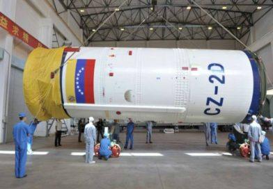Tercer satélite venezolano Antonio José de Sucre está en órbita