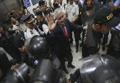 Expresidente guatemalteco ira a juicio por corrupto