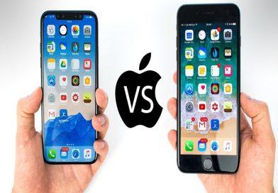 iPhone 7 es más popular en EU que el 8