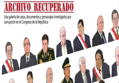 Descubre los personajes investigados por corrupción en Perú