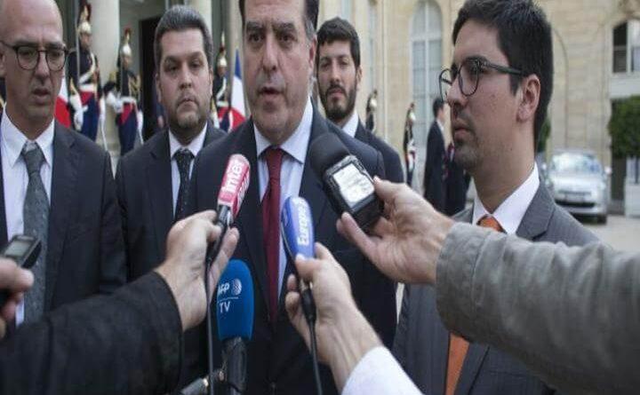 Julio Borges habla sobre el dialogo con el gobierno