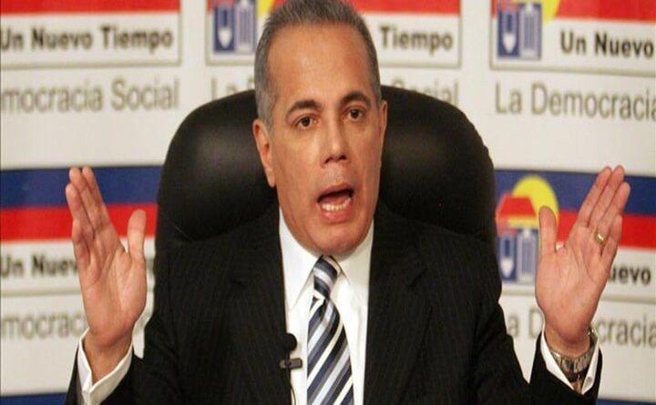 Manuel Rosales candidato a gobernación del Zulia