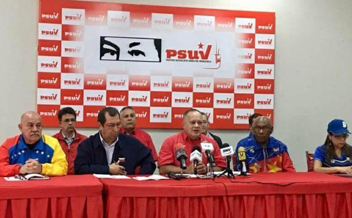Diosdado afirma que oposición se inscribió en las municipales