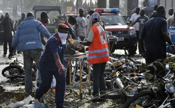 murieron mas de 10 personas en el atentado