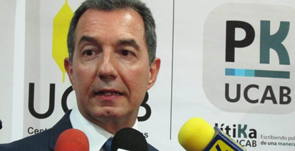 Benigno Alarcón habla sobre puntos importantes para tratar la inflación