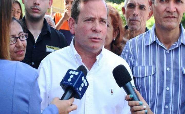 Juan Pablo Guanipa denuncia manipulación por parte del gobierno