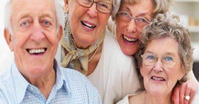 características de los adultos mayores