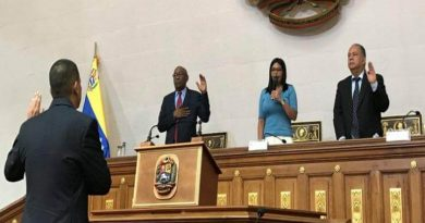 Omar Prieto nuevo gobernador del Estado Zulia