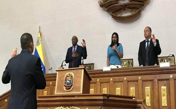 ANC juramentó a Omar Prieto como nuevo gobernador del Estado Zulia