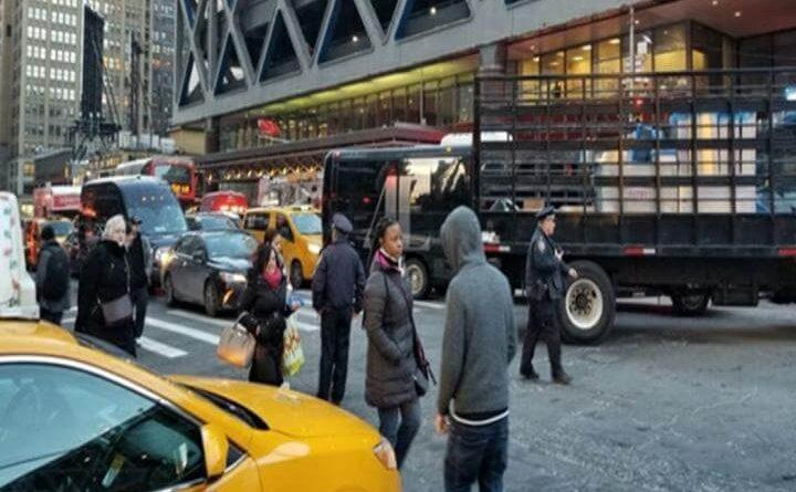 atentado en Nueva York