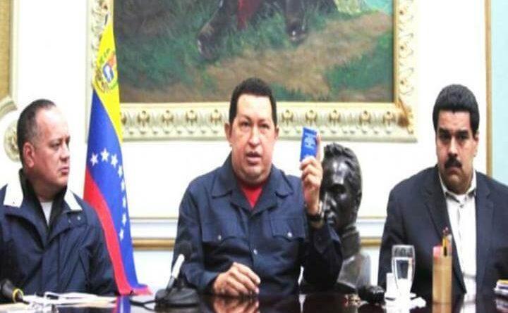 Reactivan cuenta de Twitter de Chávez