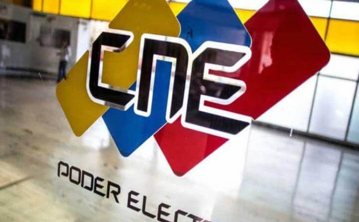 CNE: Cronograma de renovación de partidos políticos