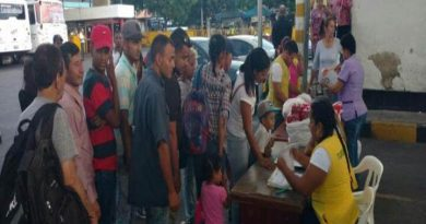 desalojo de venezolanos a Colombia