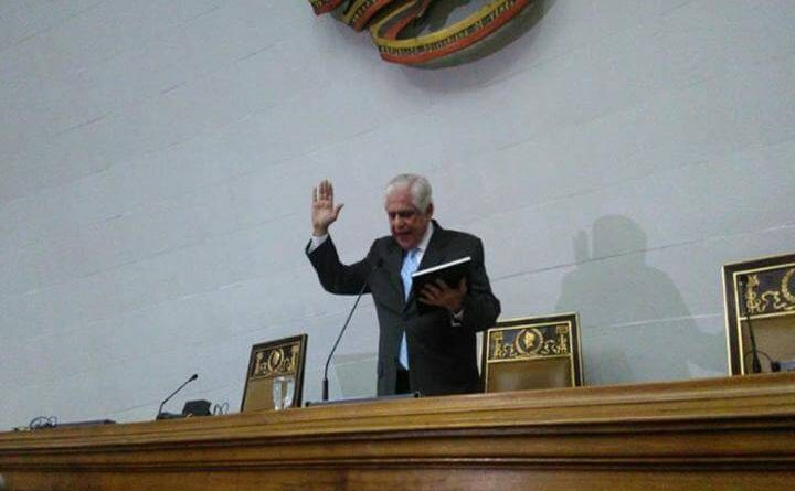 Nuevo presidente de la AN