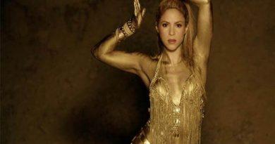 Shakira vuelve a los escenarios