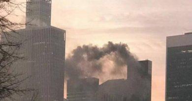 2 heridos por incendio en la torre Trump