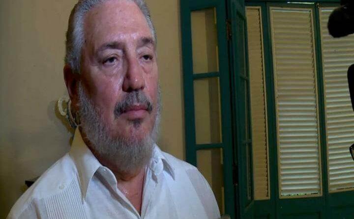 Hijo mayor de Fidel Castro se suicidó en Cuba