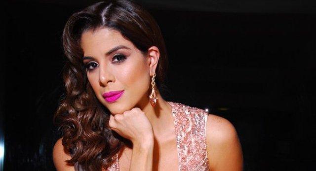 Kerly Ruiz y el Miss Venezuela