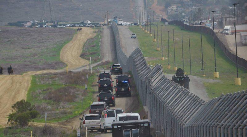 Donald Trump el Presidente de Estados Unidos va por Mexico de Nuevo