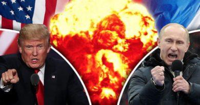 Guerra entre Rusia y Estados Unidos
