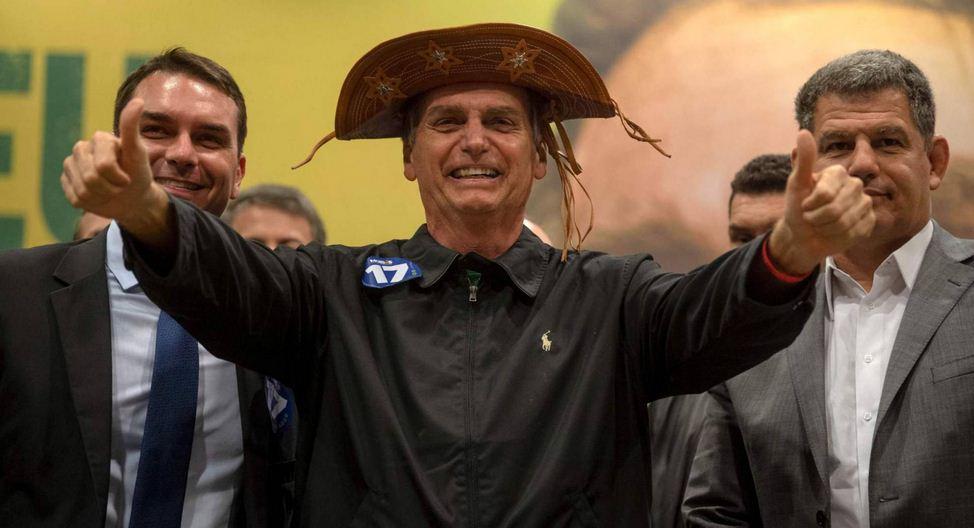 Bolsonaro va ganando terreno