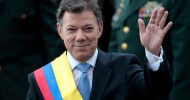 Expresidente de Colombia Juan Manuel Santos